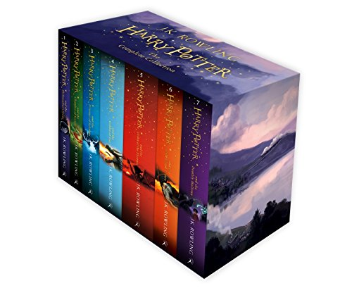 Harry Potter Boxed Set: Complete Collection (PB)