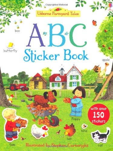 Farmyard Tales ABC Sticker Book