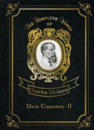 David Copperfield 2 = Дэвид Копперфилд 2: роман на англ.яз
